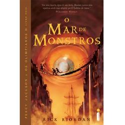 O Mar de Monstros - Coleção Percy Jackson e os Olimpianos